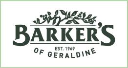 Barkers Geraldine Logo
