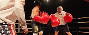 Charity Fight Night