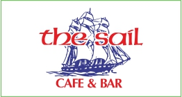 The Sail - Cafe & Bar Logo