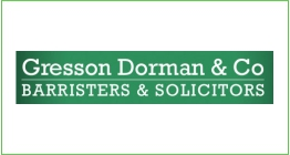 Gresson Dorman & Co Barristers & Solicitors Logo